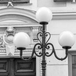 Custom Decorative Pole