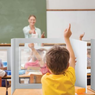 School Classroom COVID Barriers